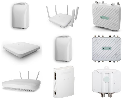 Extreme Networks WLAN Access Points